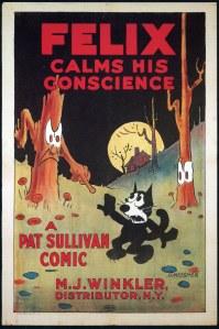 Felix the cat 1919